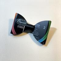vinyl bow tie -label ver. -  COLOR