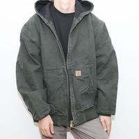 カーハート アクティブジャケット カーキ Carhartt Active Jacket