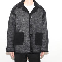 Black Boa Jacket