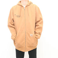 Carhartt Zip-up Sweat Hoodie