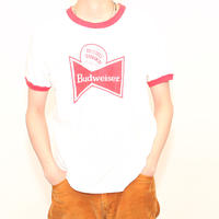 Budweiser Ringer T-Shirt