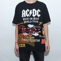 AC/DC Multi Print T-Shirt