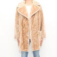 80's Sears  Faux Fur Coat