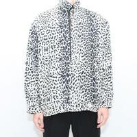 Silk Animal Print Jacket