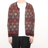 Nordic Wool Cardigan