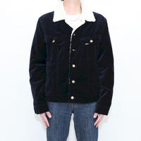 Lee Velour Boa Jacket