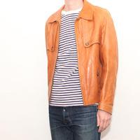 Vintage Euro Leather Jacket