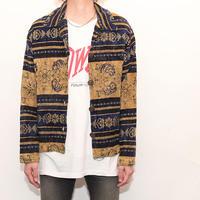 Tapestry Border Jacket