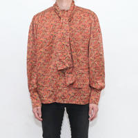 Escada Silk Bowtie L/S Shirt