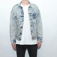 Vintage Levis Stone Wash Denim Jacket