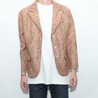 Paisley Jacket ペイズリータペストリー テイラードジャケット