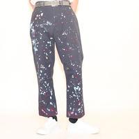 Mix Colors Painted Pants