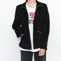 Black Suede Jacket