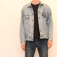 Levis 70507 Denim Trucker Jacket MADE IN USA