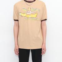 The Beatles Yellow Submarine Ringer T-Shirt