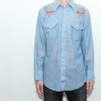 Vintage Coors Western L/S Shirt