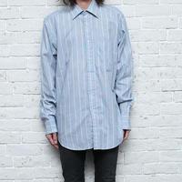 80s クリスチャンディオール ドレスシャツ ストライプ Christian Dior L/S Shirt