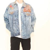 Vintage Design Denim Jacket