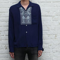 Vintage Town Craft Rayon L/S Shirt