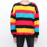 Vintage Border Sweat Shirt