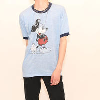 Mickey Mouse Trim T-Shirt