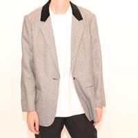 Hound's Tooth Tailored Jacket