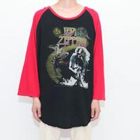 LED ZEPPELIN Raglan Sleeves T-Shirt
