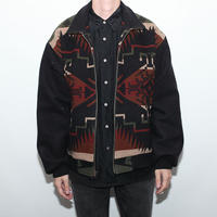 Pendleton Native Pattern Wool Jacket