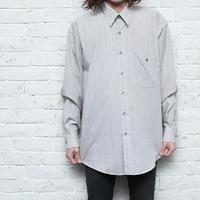 80s イブサンローラン ドレスシャツ Yve Saint Laurent Dress L/S Shirt