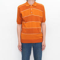 TOWNCRAFT Knit Polo Shirt