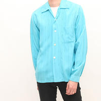 50s Richman Brothers Rayon L/S Shirt