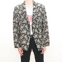 Flower Patterned Jacket