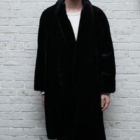 Fake Fur Long Coat