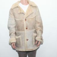 Vintage Mouton Coat