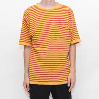 Border T-Shirt MADE IN USA