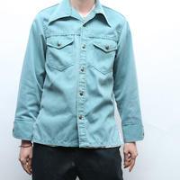 70s Corduroy  L/S Shirt