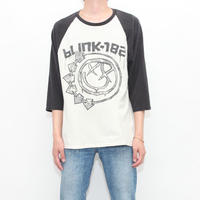 blink-182 Raglan Sleeves T-Shirt