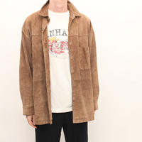 Pendleton Suede Leather Jacket