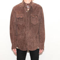 Suede Western L/S Shirt