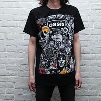 オアシス バンドTシャツ Oasis
