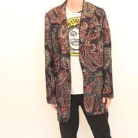 Rayon Paisley Jacket