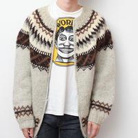 ヴィンテージ ノルディックカーディガン Hilda Vintage Wool Sweater