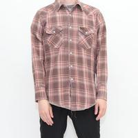Wrangler Western  Checker  Shirt