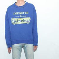 Vintage Heineken Sweat Shirt