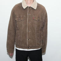 Levis Corduroy Boa Jacket