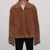 B-3 Type Suede Jacket