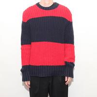 Tommy Hilfiger Border Knit Sweater