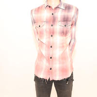 Hard Bleach Flannel L/S Shirt
