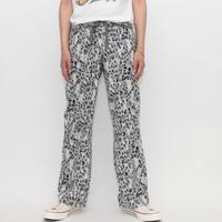 Leopard Patten Pajama Pants