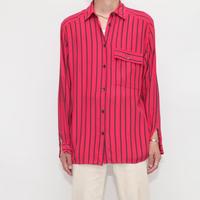 St. Michael Stripe L/S Shirt